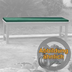 Bankauflage für Bank ohne Rückenlehne 160x40 cm Nagata