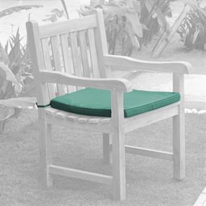 Sitzkissen 58x50 cm mit Ausschnitt für die klassischen Florida und Royal Gartenstühle