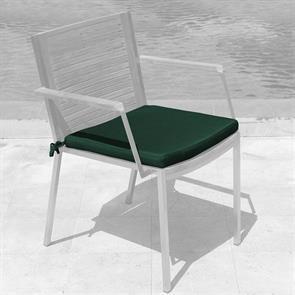 Tessin Sitzkissen Stapelstuhl mit u. ohne Armlehne 45x44x4cm Nagata