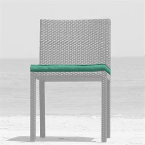 Sitzkissen Lyon Stuhl ohne Armlehne 45 x 48 cm Nagata