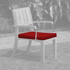 Sitzkissen Nivelle Stapelstuhl 45x52 Sunproof für Nivelle Stacking Chair