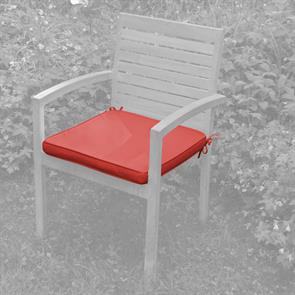Sitzkissen Stapelstuhl 50 x 48 cm für Madison Moselle Trent  Florence Zilart