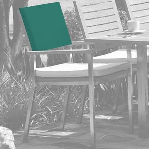 Rückenkissen Moselle Stapelstuhl 50x31 cm Nagata
