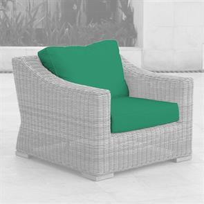 Monaco Polsterset für Sessel und Sofas 2-teilig Nagata