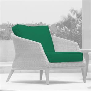 Auflagenset für Grace Sessel Sitz- u. Rückenkissen Nagata 2-teilig