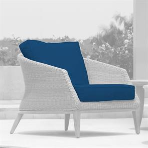 Auflagenset für Grace 1-Sitzer/Sessel Sitz- u. Rückenkissen Sunproof 2-teilig