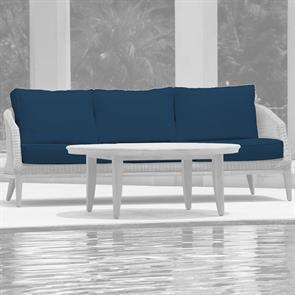 Auflagenset für Grace 3-Sitzer Sofa Sitz- u. Rückenkissen Sunproof 6-teilig