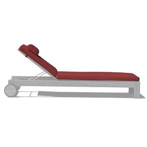 Liegenauflage für die Nivelle Liege 200x65 cm Nagata