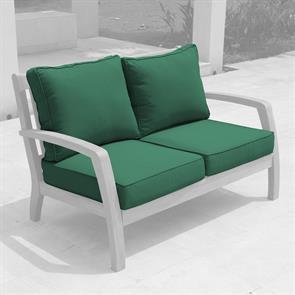 Corona Polsterset Sofa 2 Sitzer 4-teilig Nagata Sitz- und Rückenkissen