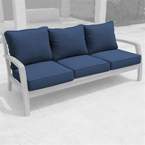 Corona Polsterset Sofa 3 Sitzer 6-teilig SunProof Sitz- und Rückenkissen