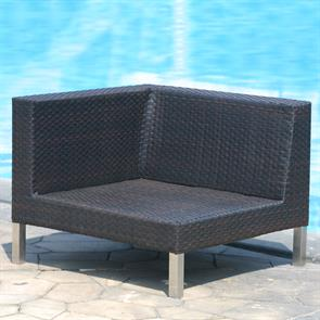 Modena Sofa-Element mit Armlehne rechts