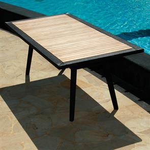 Oasis Esstisch 200 Geflecht Tisch