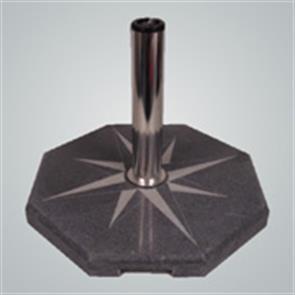 Schirmständer Granit »Wind Rose« 50x50x6
