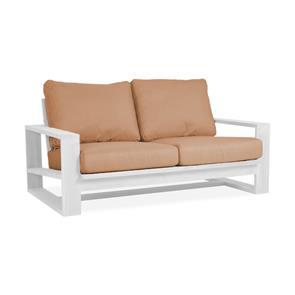 Trent Polsterset Lounge Sofa 2-Sitzer SunProof -  4-teilig - 2x Sitz- und 2x Rückenkissen