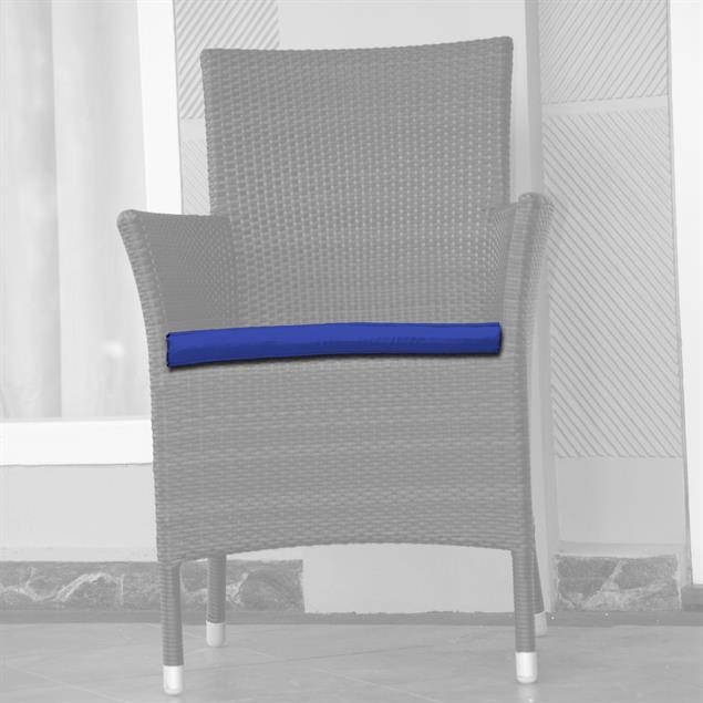 Sitzkissen für Trinity Stuhl mit Armlehne 45/39 x 47 cm Nagata
