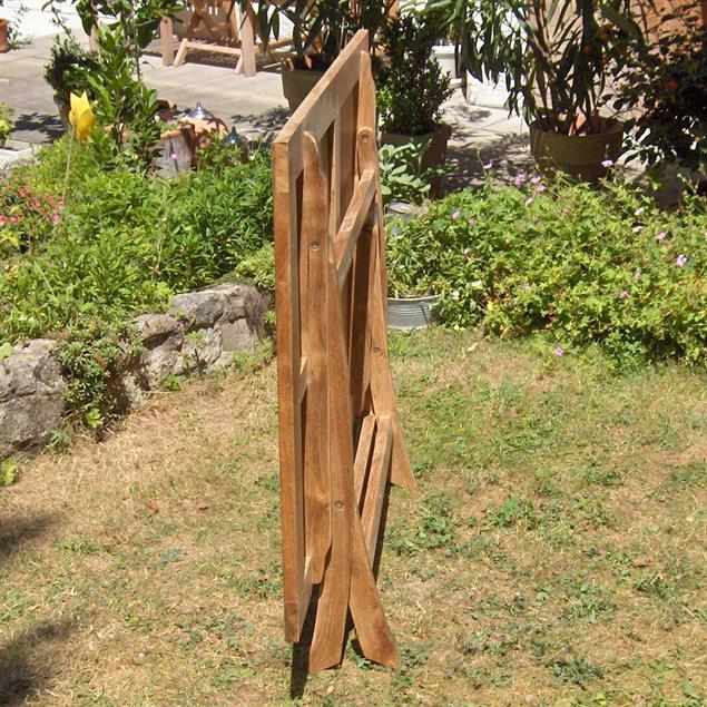 Comforteck Klapptisch rechteckig 130 x 85 x 75 cm
