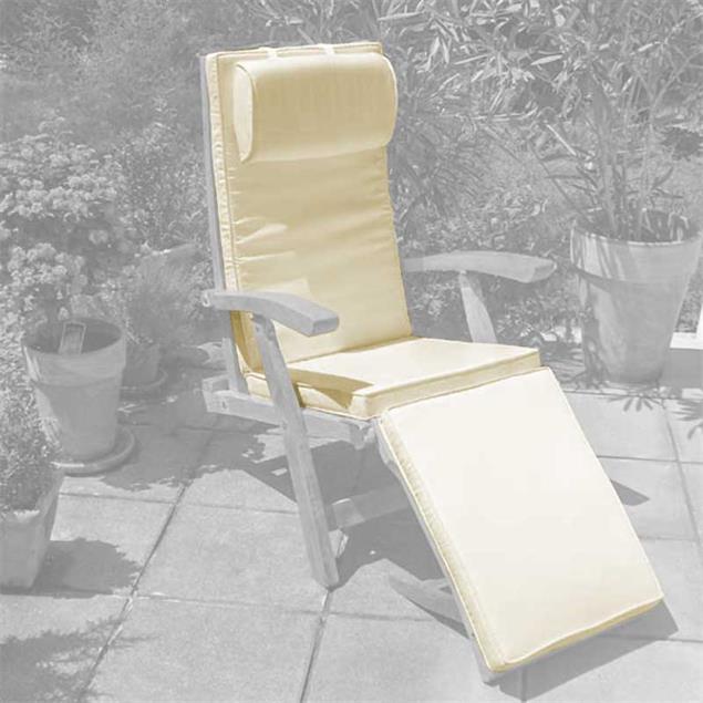 Deckchairauflage für den Elegance Deckchair 183x46 cm Sunproof