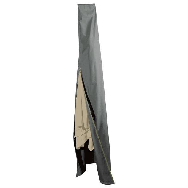 Abdeckung für Sonnenschirm bis 470 cm 238cm (L) x152cm (U) anthrazit