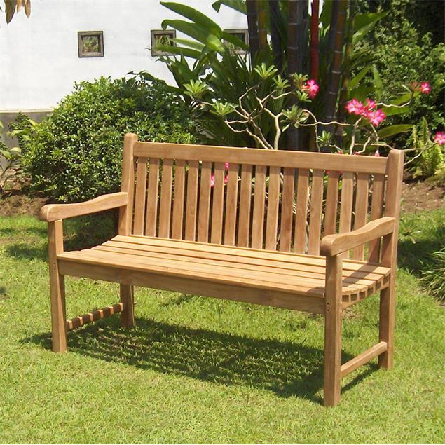Royal Classic Gartenbank 150 cm Teak