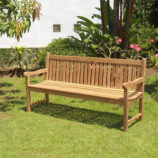 Royal Classic Gartenbank 180 cm Teak