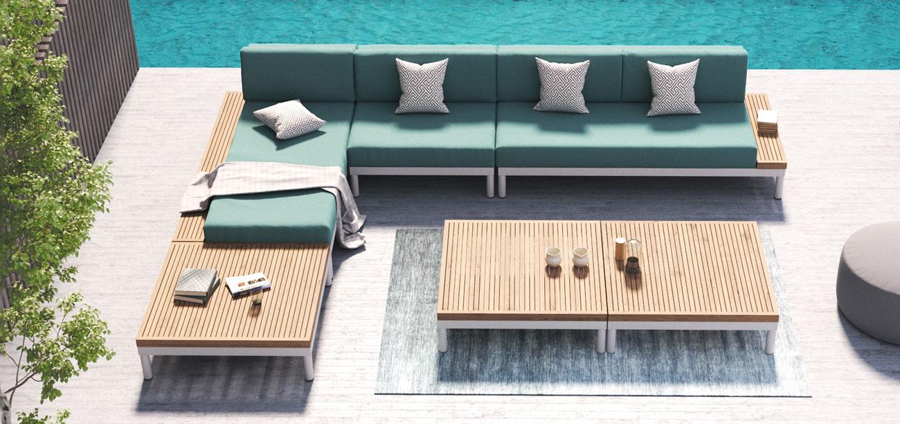 Lisse Lounge Kollektion
