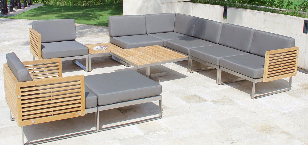Tessin Lounge Möbel
