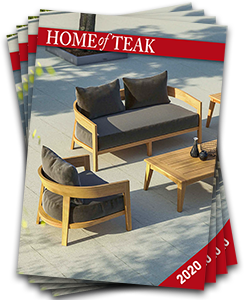 HOMEofTEAK Katalog 2020