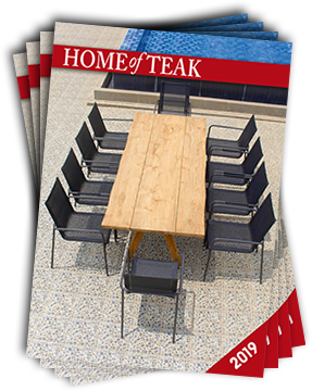 HOMEofTEAK Katalog 2019